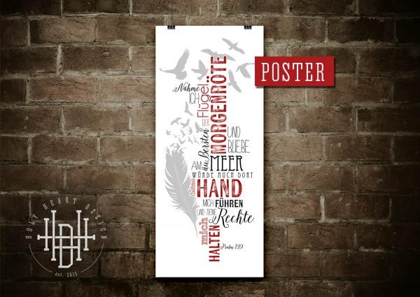 Flügel der Morgenröte (02) [Poster]
