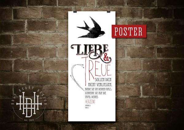 Liebe & Treue [Poster]