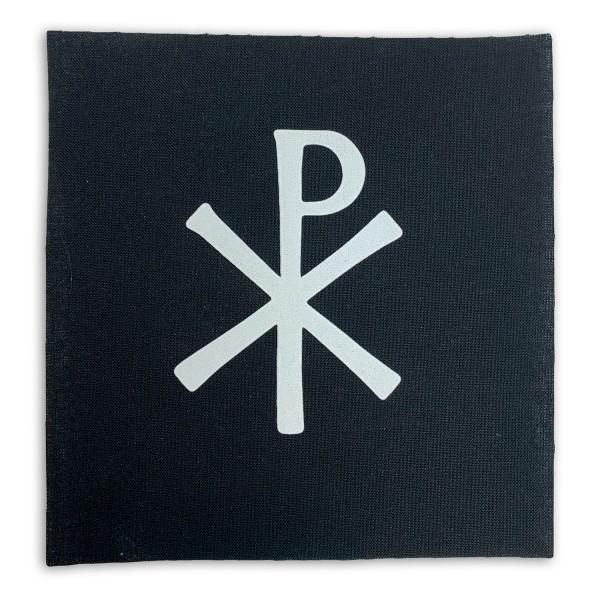 Aufnäher Chi-Rho (Christusmonogramm)