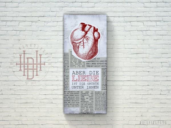 Das Hohelied der Liebe (02) – Motiv menschliches Herz