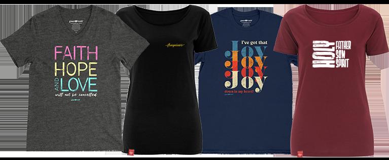 Girlie-T-Shirts
