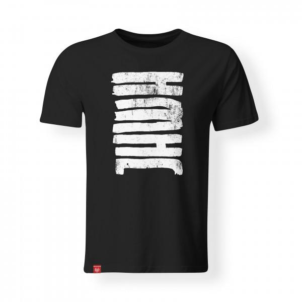 T-Shirt JHWH (Jahwe – Gott) – schwarz