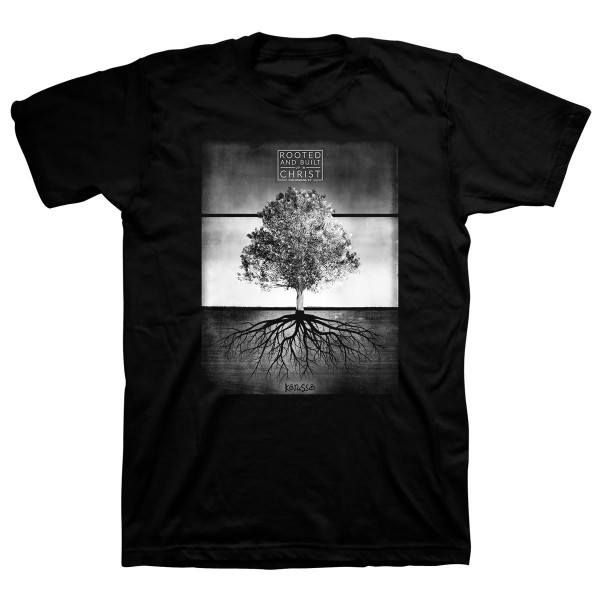 Rooted in Christ – Kerusso® T-Shirt