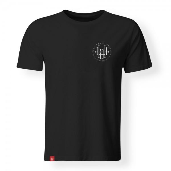T-Shirt Logo – schwarz